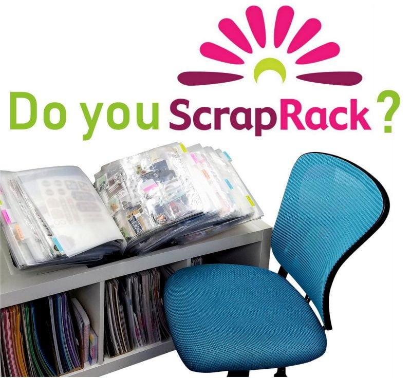 Do You ScrapRack Totally-Tiffany