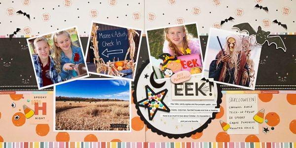 Eek by Sheri Reguly