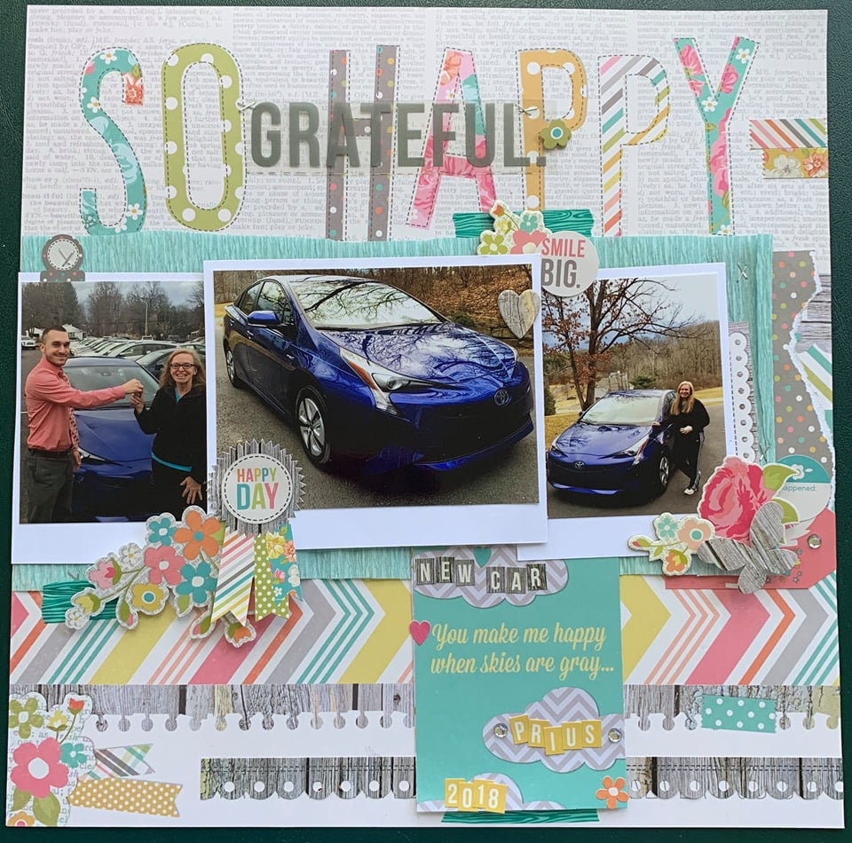 Layout by Patti Haas Wnek