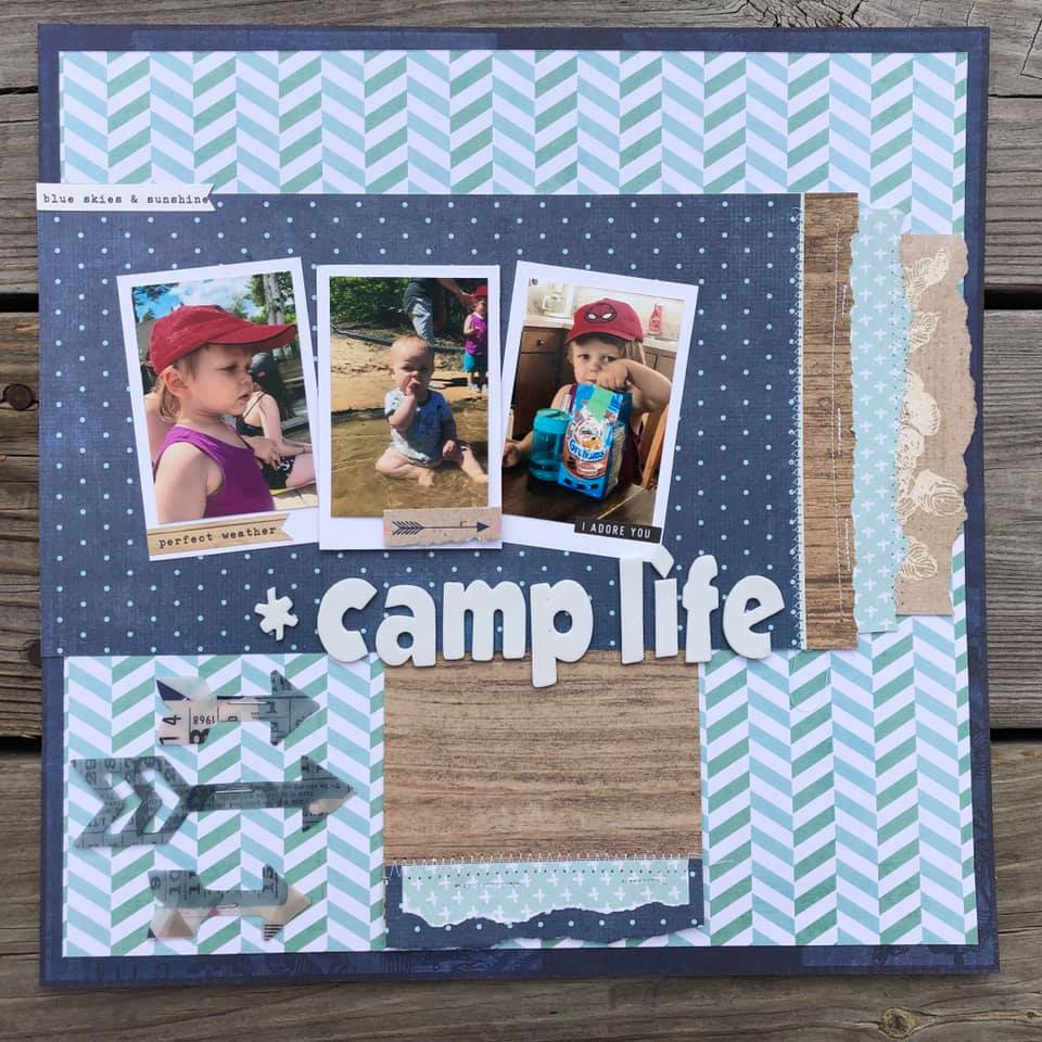 Layout by Tracy Bray Lempiala