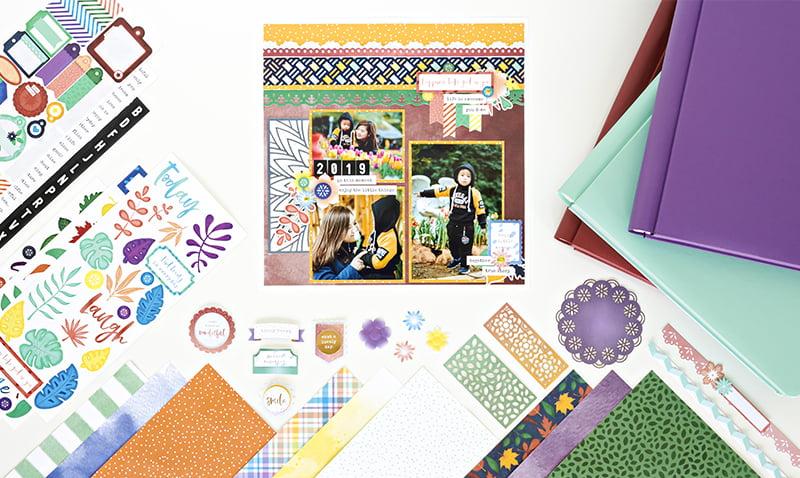 Creative Memories RainbowRush_Collection