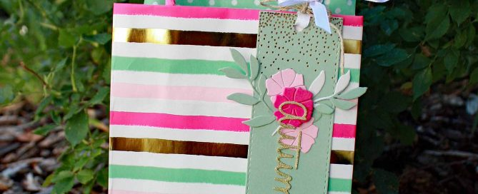 Autumn Gift Tag by Susan R. Opel for Scrapbook & Cards Today