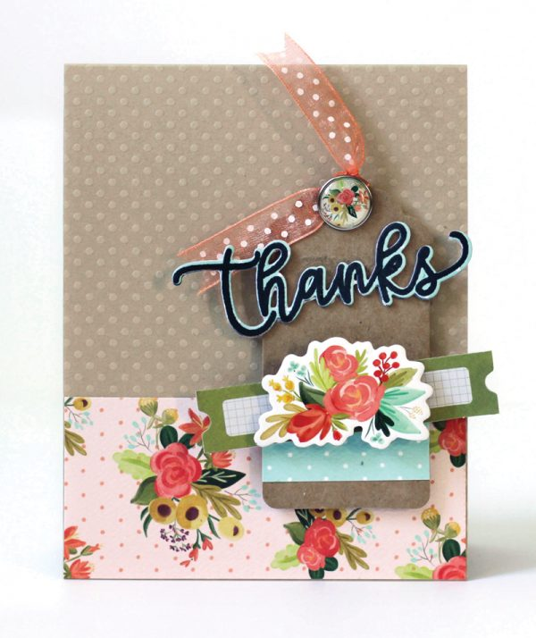 SCT Delivered Kit - Fall 2019 - Simple Blessings - Card by Latisha Yoast