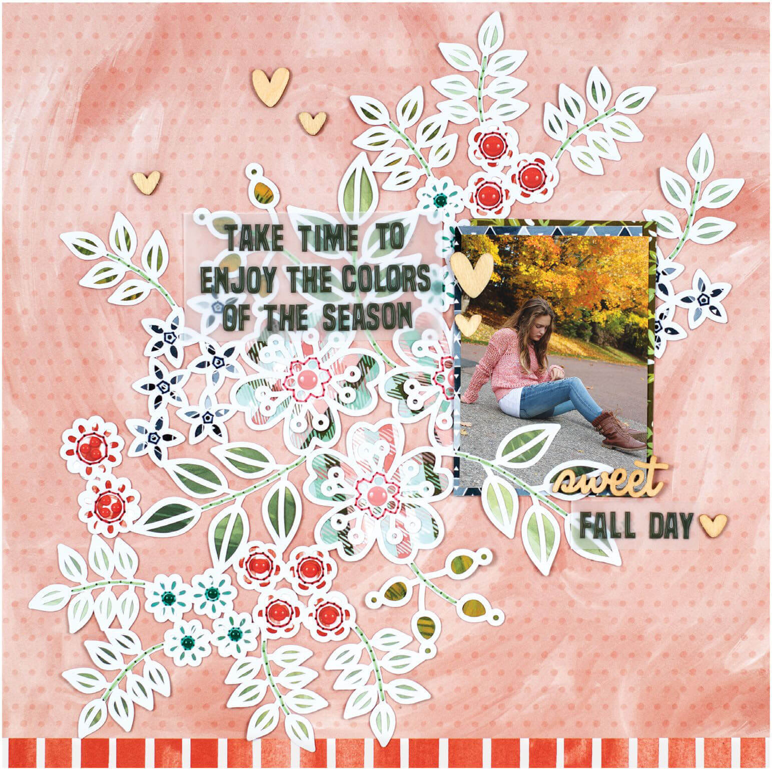 SCT Fall 2019 - Sweet Fall Day by Michelle Gallant