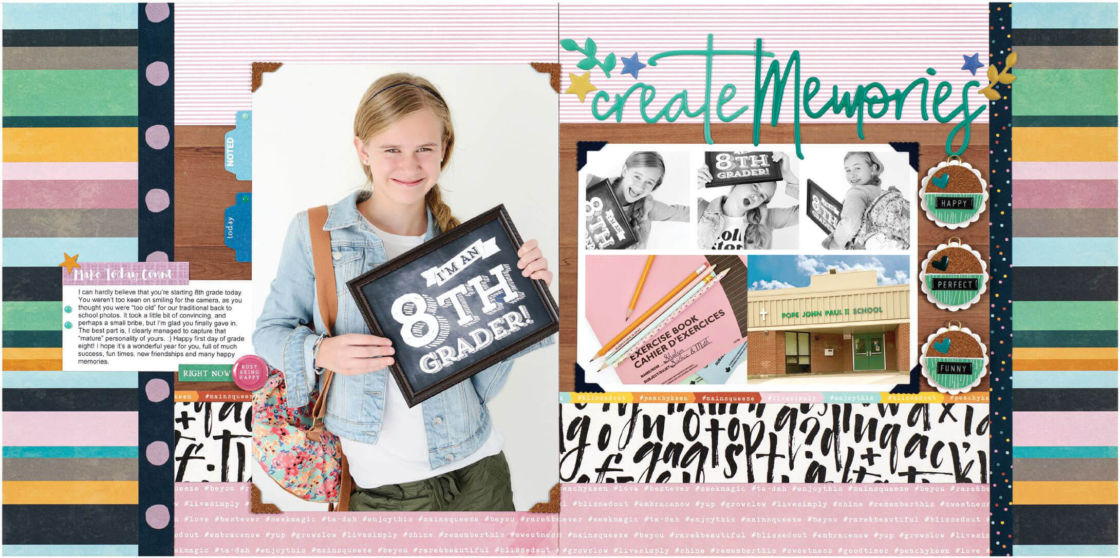 SCT Fall 2019 - Create Memories by Sheri Reguly