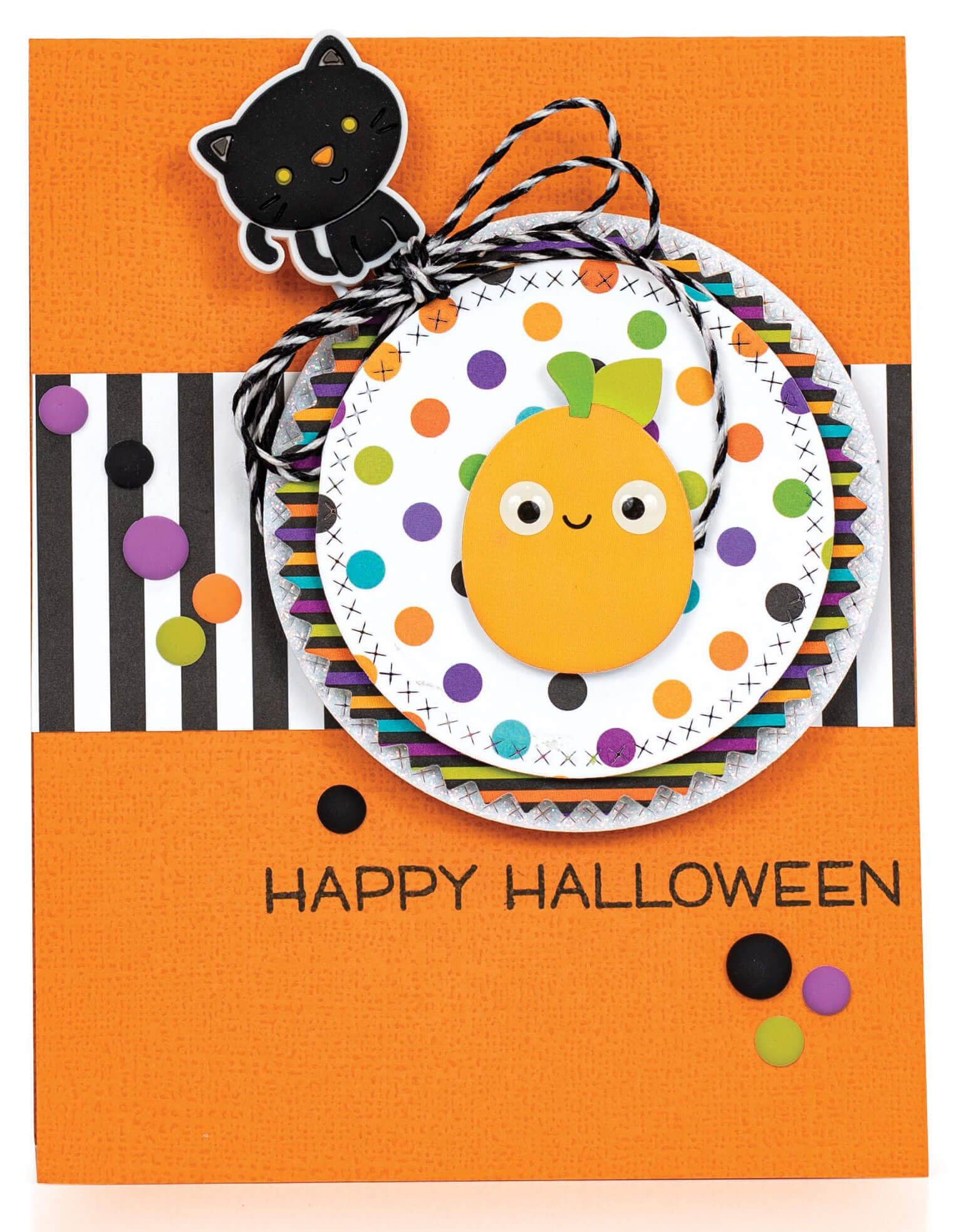 SCT Fall 2019 - Happy Halloween by Latisha Yoast