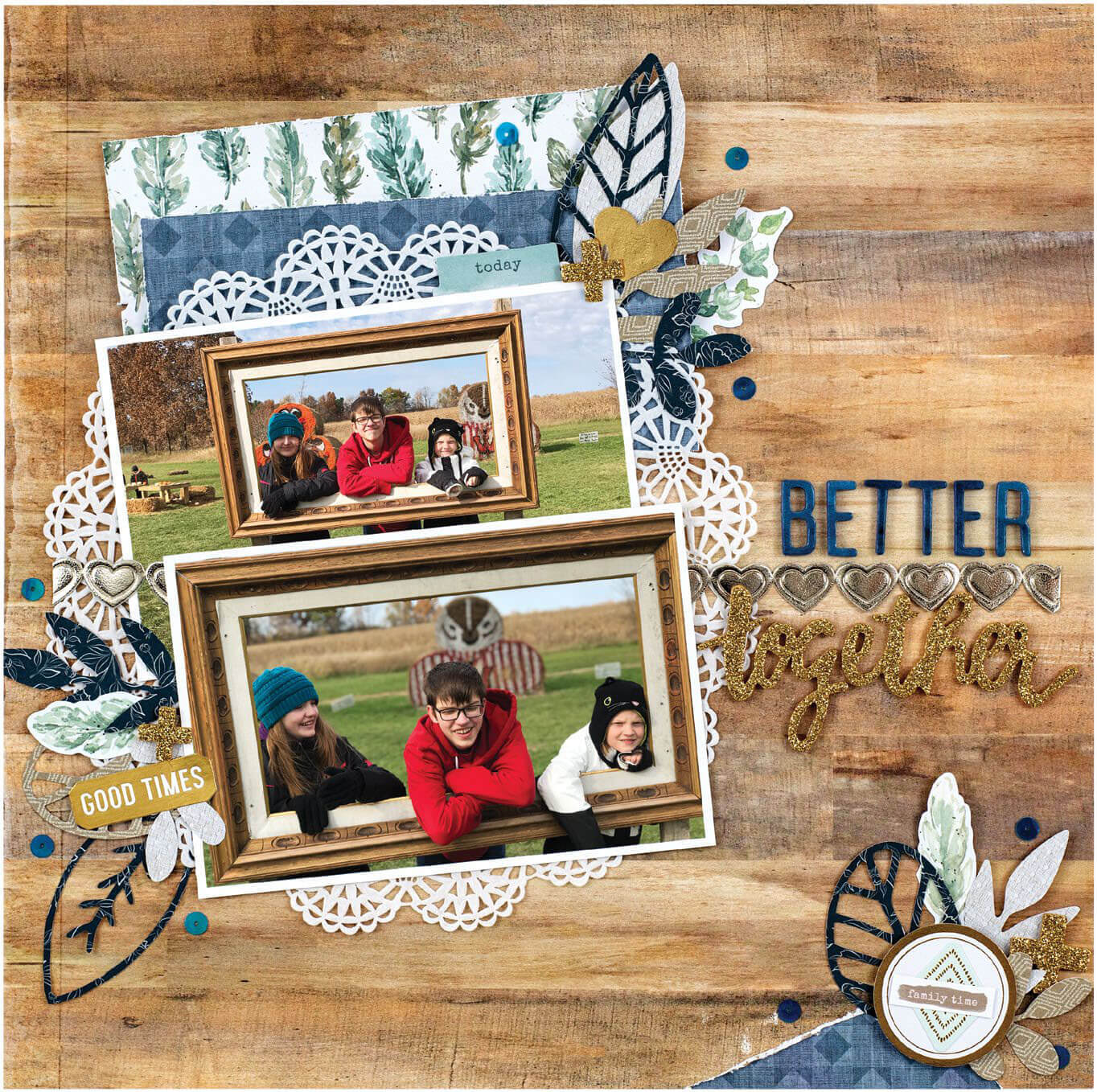SCT Fall 2019 - Better Together by Daisie Hanson