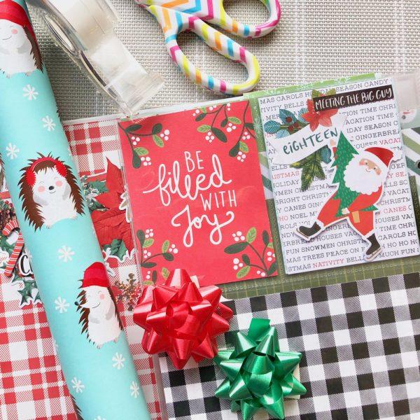 2019 Merry & Bright Album Kit