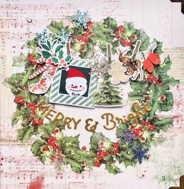 Merry & Bright Album_Front_Outside
