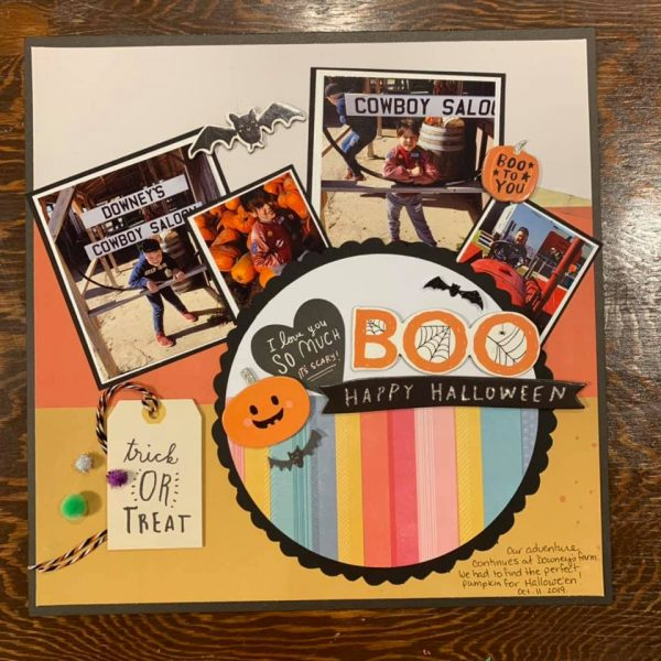 Layout by Angela Lunn