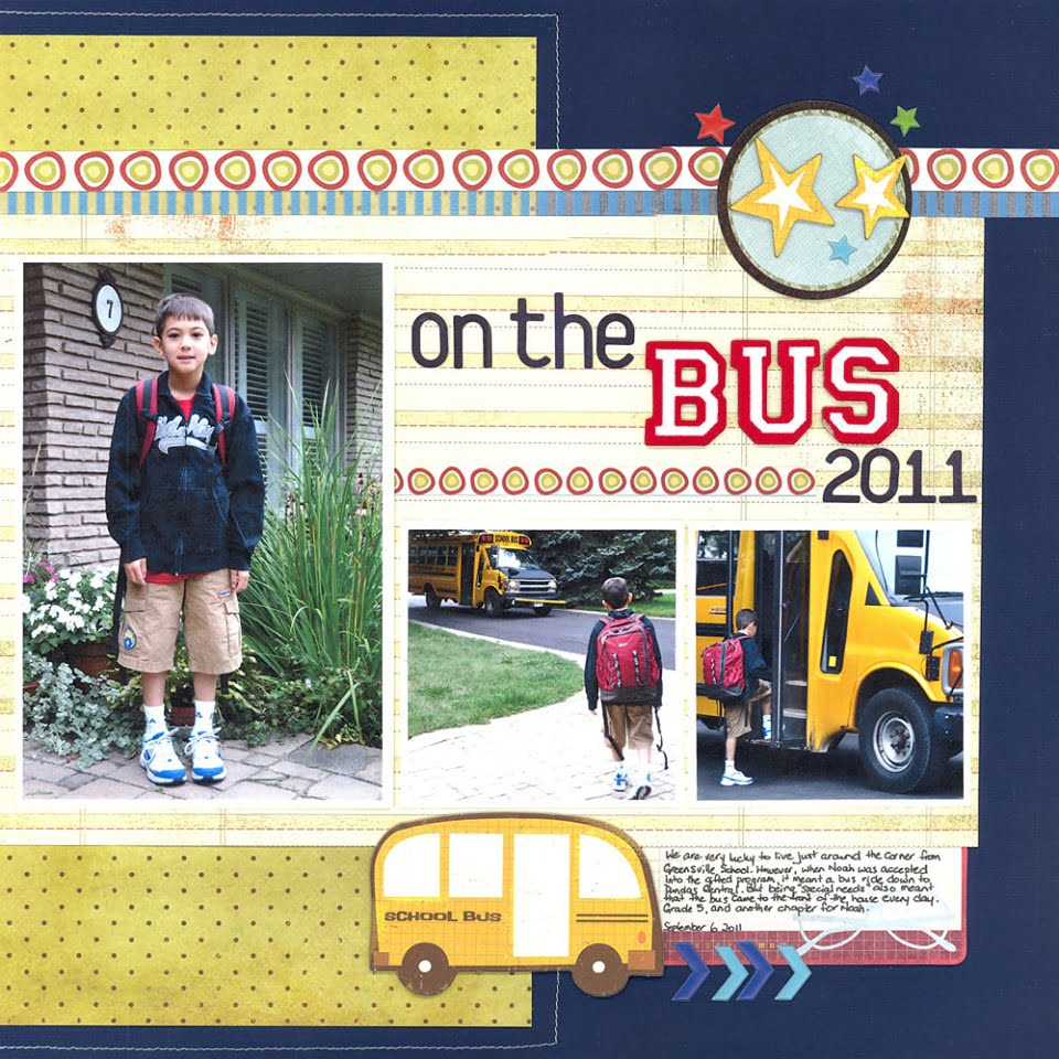 Layout by Dawn Brittain