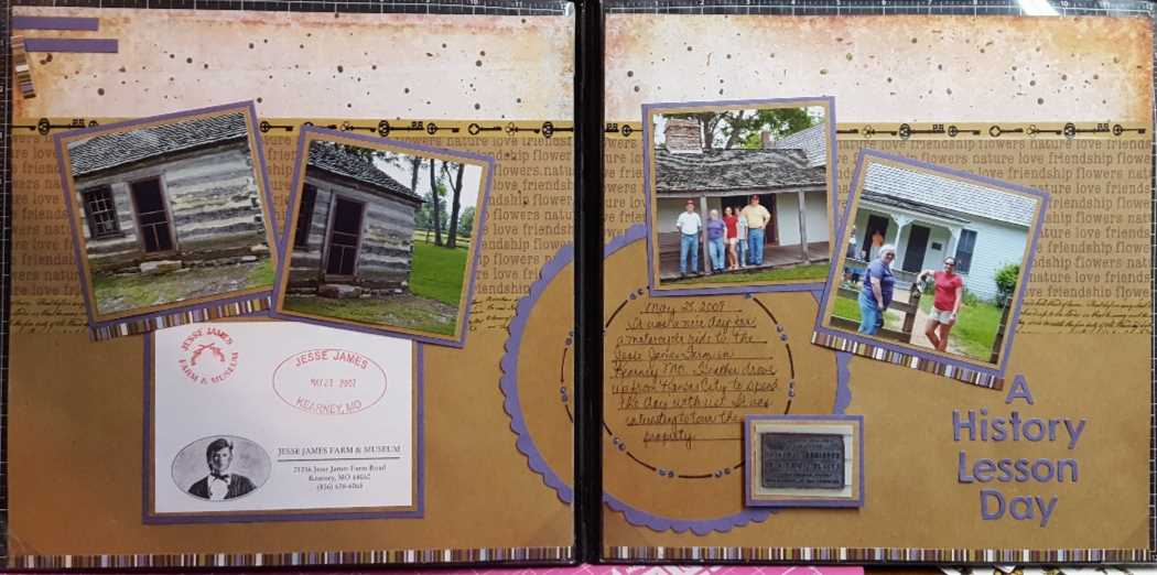 Layout by Dottie Warren McKelvy