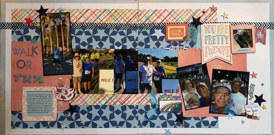 Layout by Gail Wattier