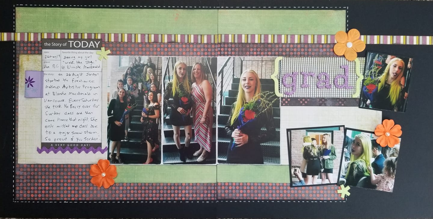 Layout by Jennifer Leanne