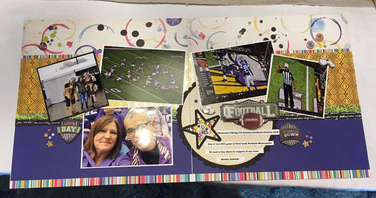 Layout by Nancy
