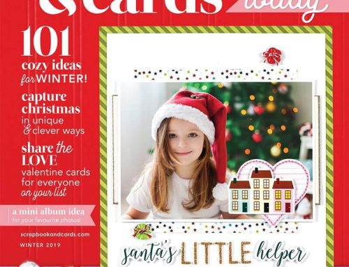 Introducing our winter issue…and a GIVEAWAY!