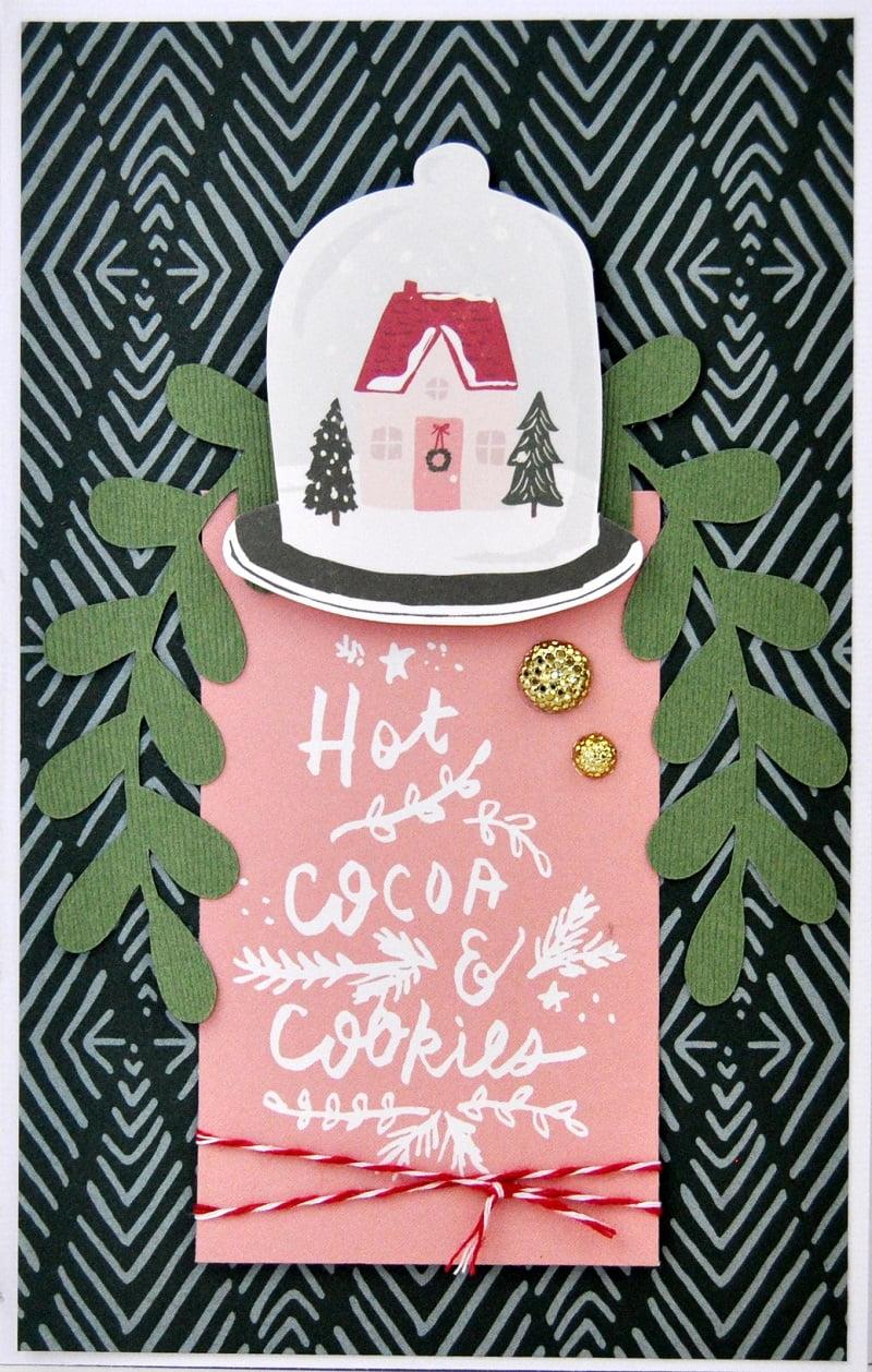 Cookies Card by Jen Gallacher