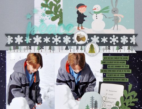 SCT Delivered Let It Snow kit reveal with Jen Gallacher – Day 3!
