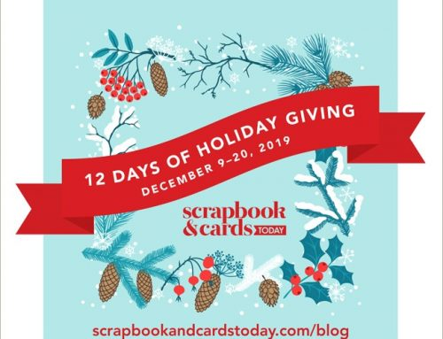 SCT's 12 Days of Holiday Giving – DAY 1!