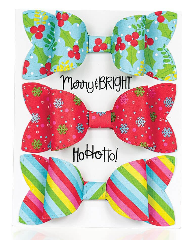 Scrapbook & Cards Today - Winter 2019 - Merry & Bright by Kathy Schweinfurth