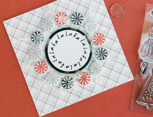 Holiday cards with Photoplay Paper and Becky Moore!