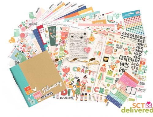 Introducing our new February Favourites album kit!
