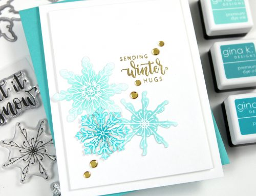 CLEAN & SIMPLE WITH CATHY Z: SIMPLE EMBOSS RESIST CARD PROJECT