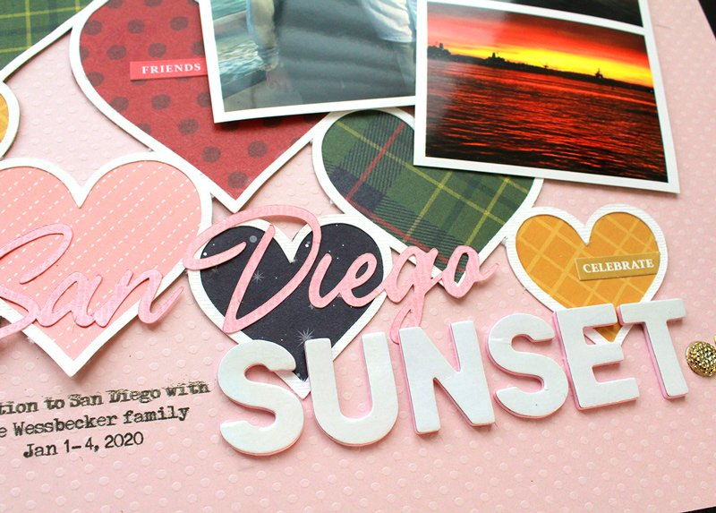 SCT-Magazine-Let-it-Snow-Scrapbook-Kit-Lisa-Dickinson-San-Diego-Sunset-03