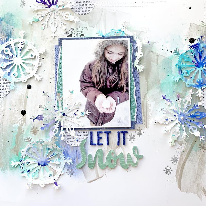 SCTMagazine-VickiBoutinWaterfolorMarkers-NicoleNowosad-Let It Snow-01