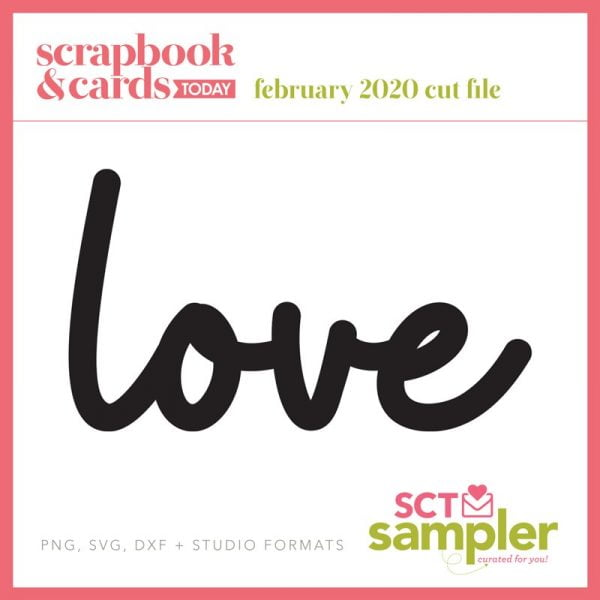SCT Sampler - February 2020 Cut File