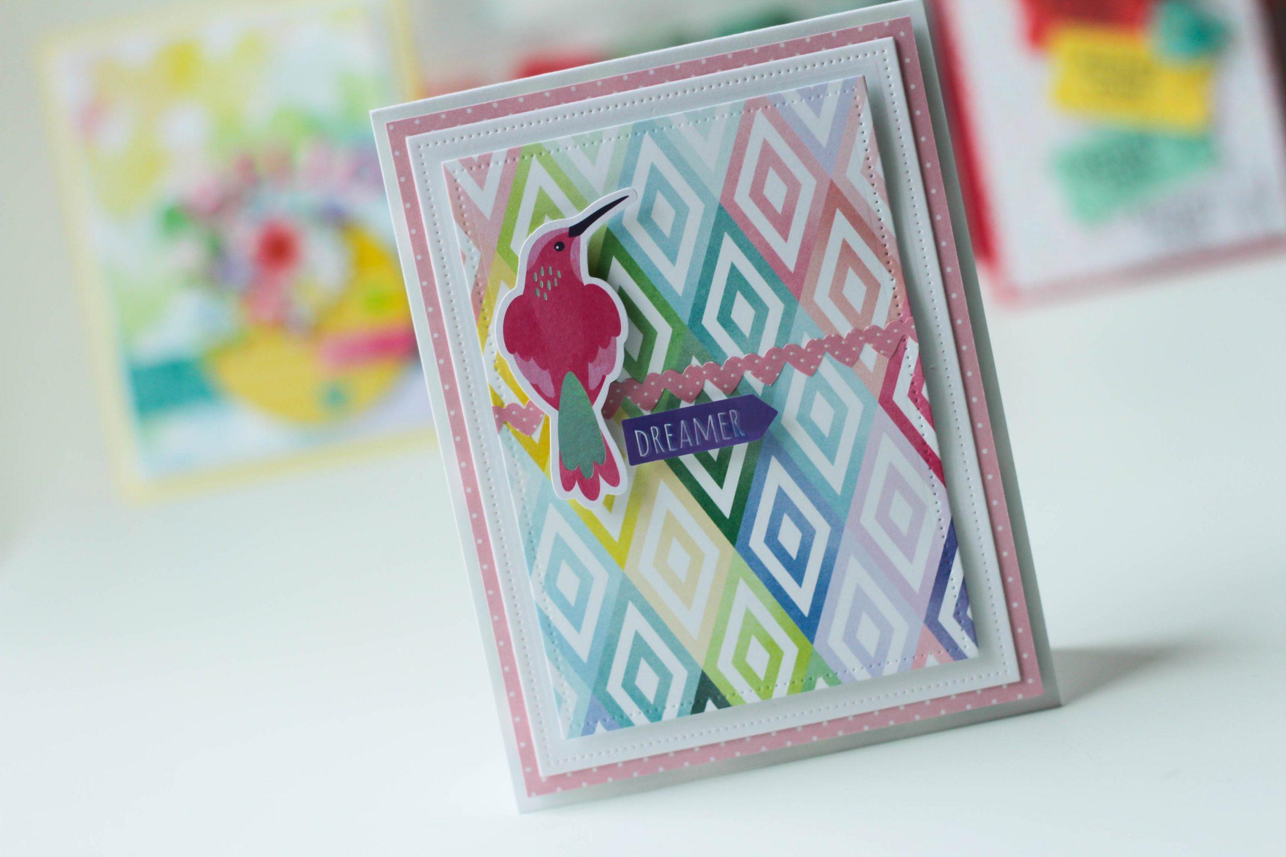 SCT Sampler - February 2020 - Card by Latisha Yoast