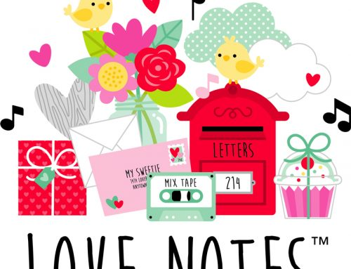 A Doodlebug Design Love Notes Collection Giveaway!