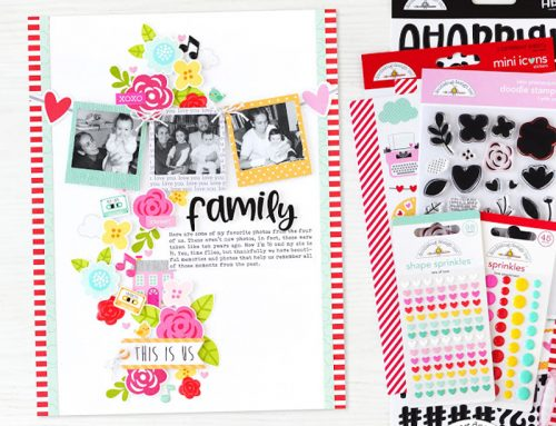 A Love Notes Inspiration Roundup with Doodlebug Design!