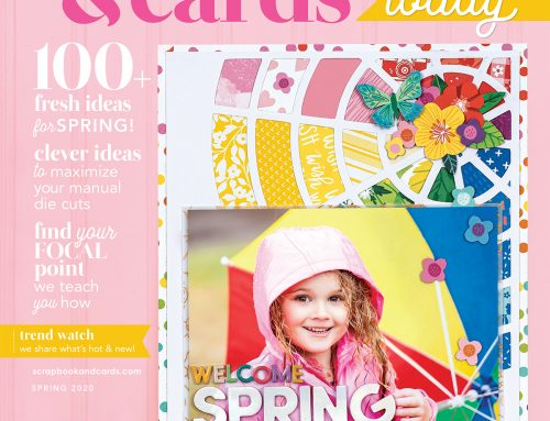 Introducing our spring issue…and a GIVEAWAY!
