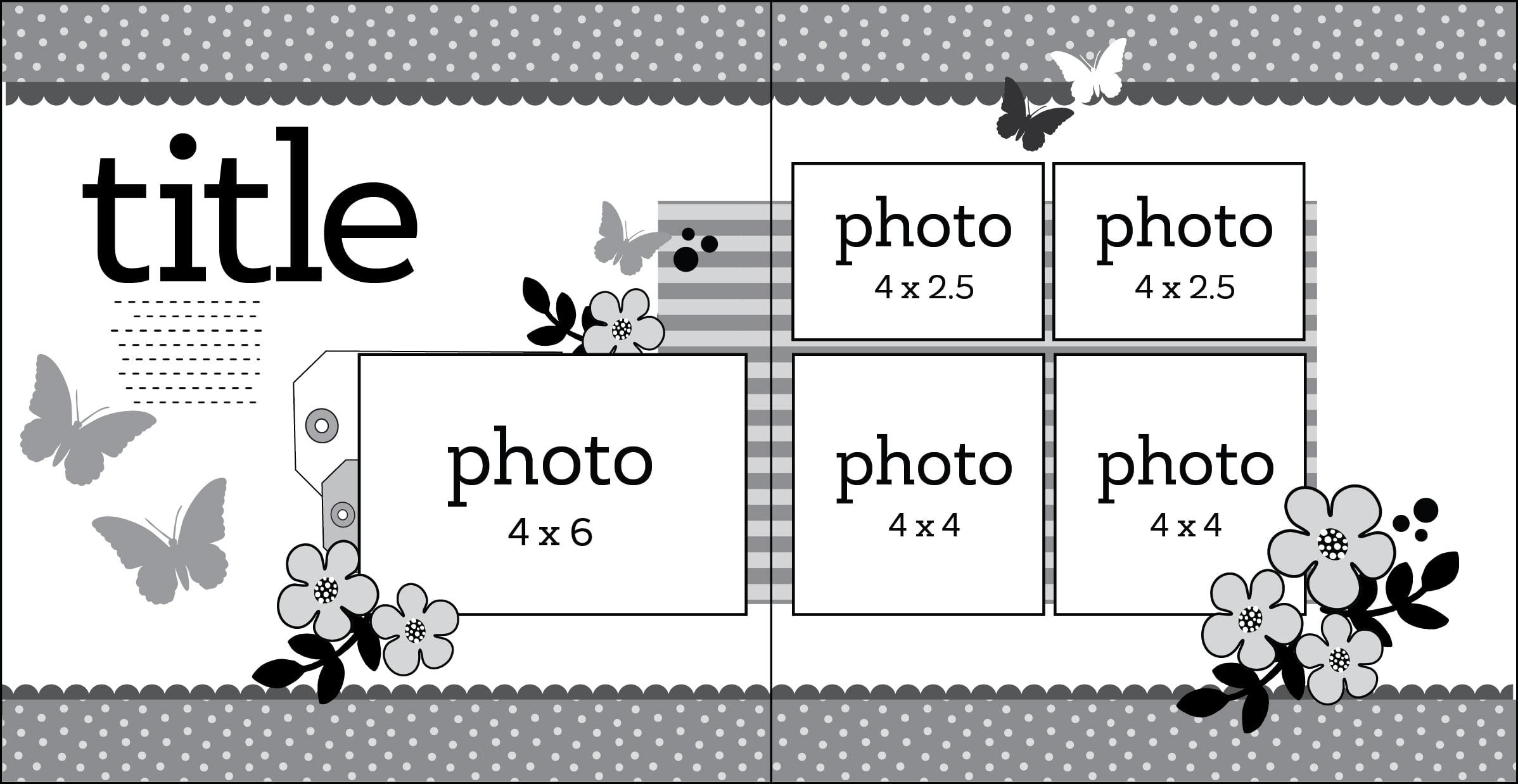 SCT Delivered Kit - Spring 2020 - Garden Party - Sketch
