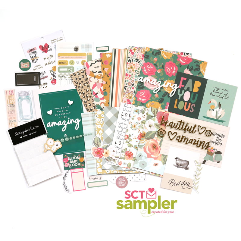 SCT Sampler - March 2020