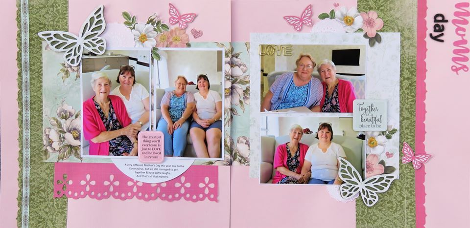 Layout by Kerrie Tuni