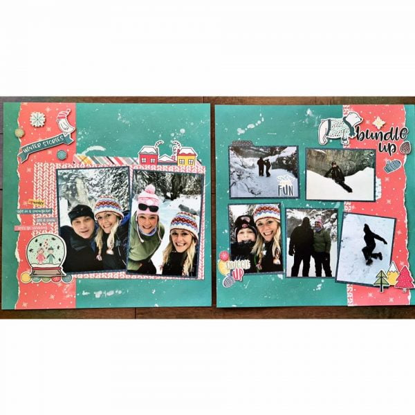 Layout by Shar Thomson