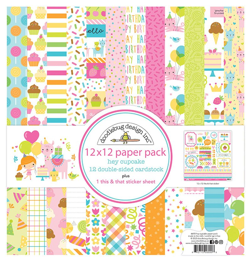 SCT-Magazine-iNSD-2020-Giveaway-Doodlebug-Design-Hey-Cupcake-Collection