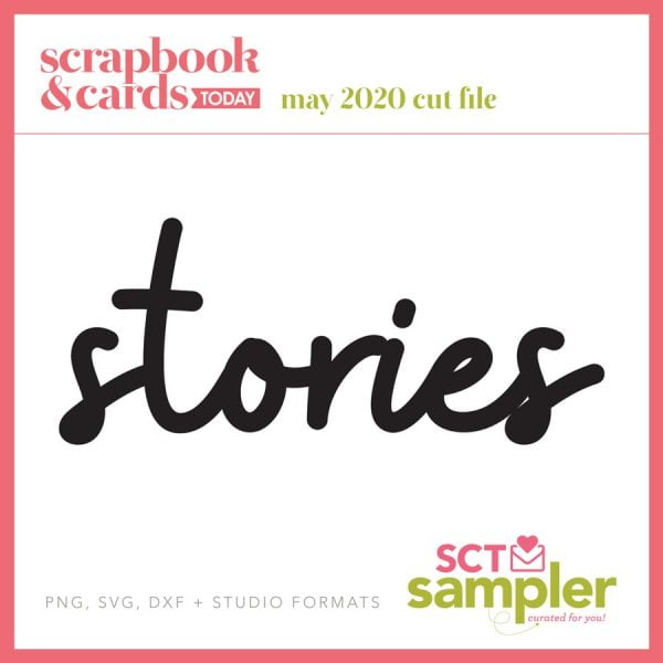 May 2020 SCT Sampler cut file