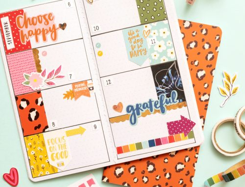 Introducing Late Afternoon: A Collection From Amy Tangerine and American Crafts!