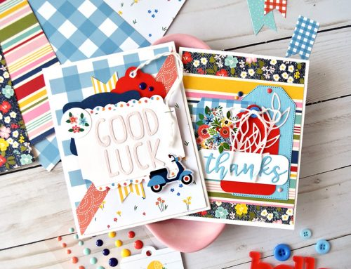 Fun In The Sun Kit Cards with Wendy Sue!