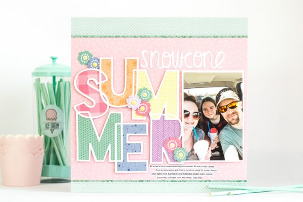 SCT-Magazine-Keep-It-Simple-Paper-Becki-Adams-Snowcone-Summer-01