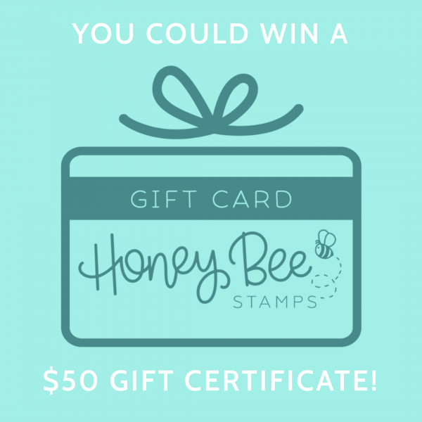 Honey Bee Stamps gift card
