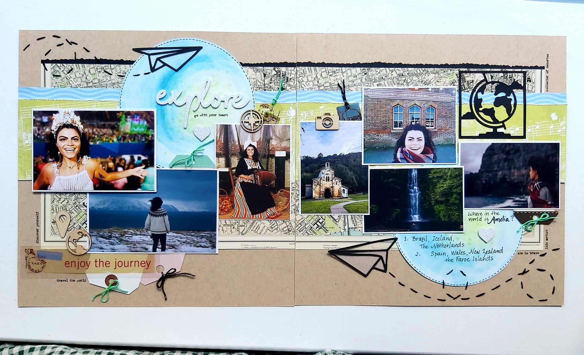 Layout by Beth Anne Thomas