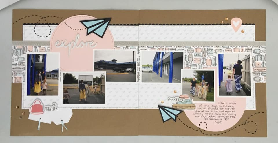 Layout by Susan Wolfe
