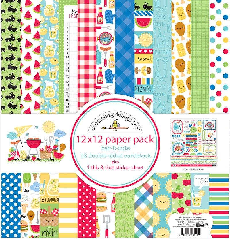SCT-Magazine-Doodlebug-Design-Bar-B-Cute-Paper-Pack