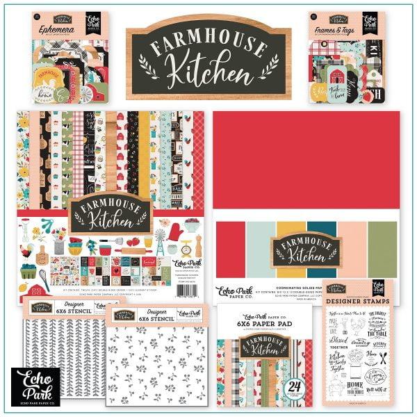 SCT-Magazine-Echo Park Farmhouse Kitchen Collection prize