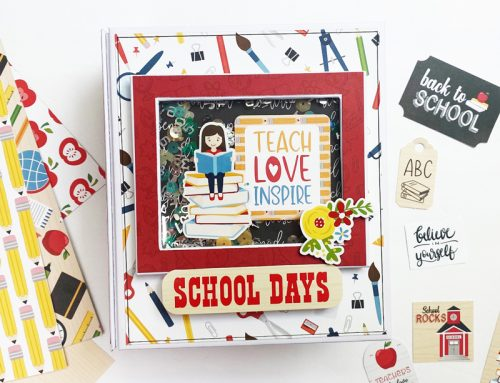 Partner Appreciation with Echo Park! School Rules GIVEAWAY!