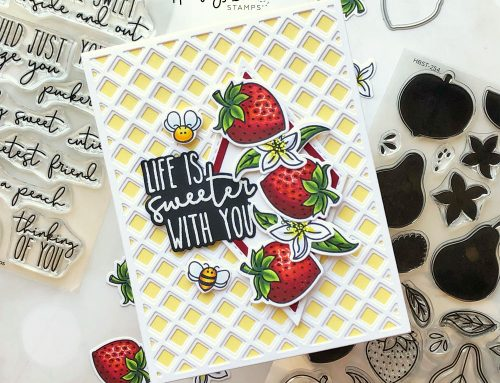Partner Celebration with Honey Bee Stamps! GIVEAWAY!